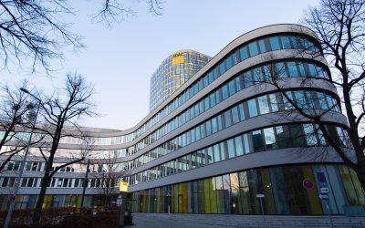 Neubau ADAC-Hauptverwaltung München