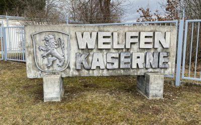 Welfenkaserne Landsberg mit Untertageanlage, Erneuerung der Gebäudeautomation